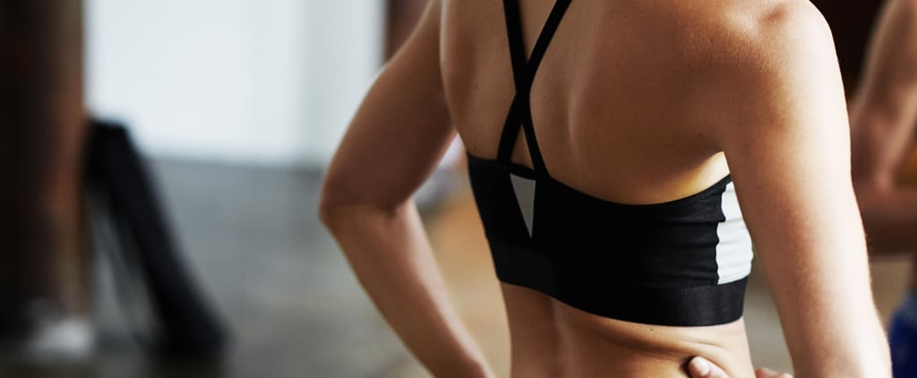 A Workout to Help Tone Your Arms and Back For Strapless Wedding Gowns