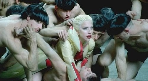 Lady Gaga's Steven Klein Video, Is Nude a Racist Colour?