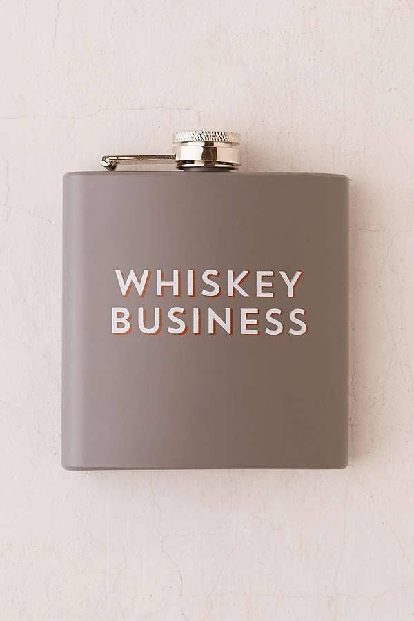 Graphic Flask