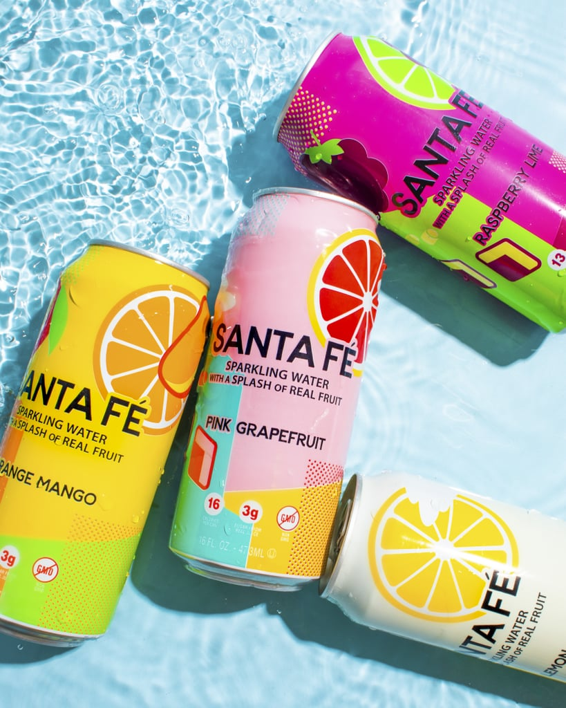 Arizona Released a Santa Fé Sparkling Water Line