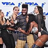 Fifth Harmony and Khalid