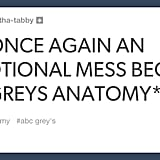 28 Totally Appropriate Internet Reactions to That Grey's Anatomy Twist