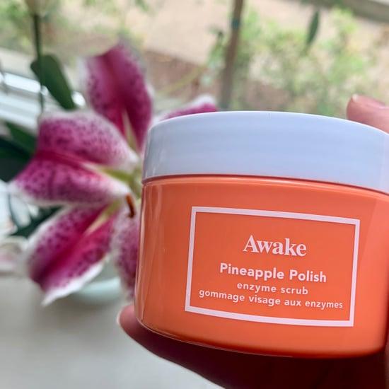 Awake Pineapple Polish Enzyme Scrub Review