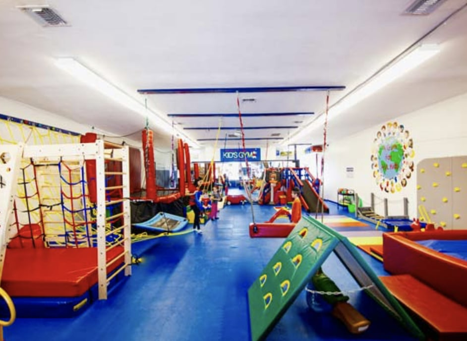 WRTS Gyms Cater to a Child's Needs