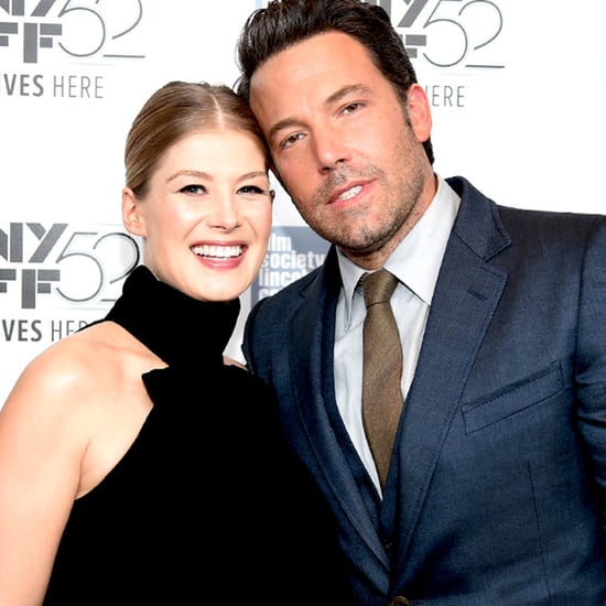 Gone Girl on the Red Carpet