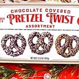 Chocolate Covered Pretzel Twist Assortment ($7)