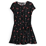 POPSUGAR at Kohl's Collection Cherry-Print Tie-Waist Dress