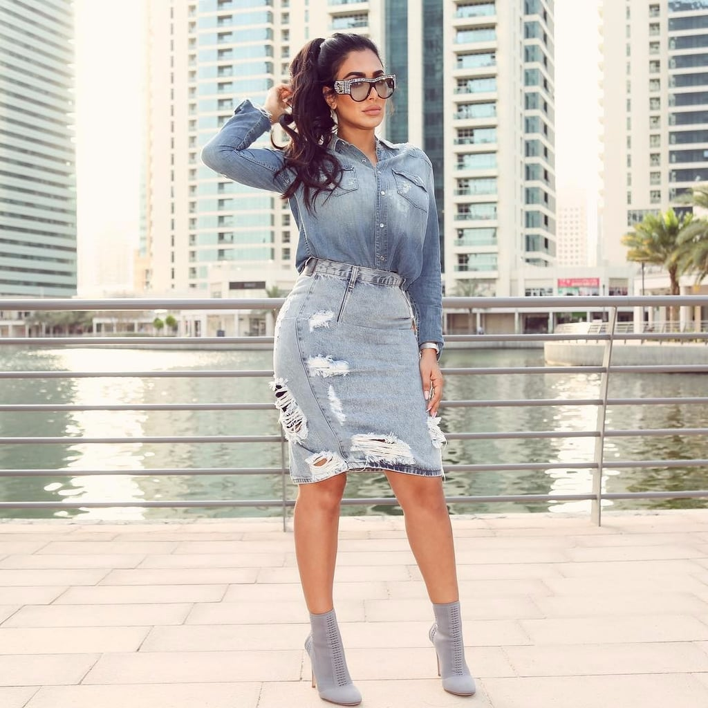 Huda Kattan Ranked Top Beauty Influencer by Forbes