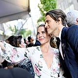 Kerry Butler and Aaron Tveit
