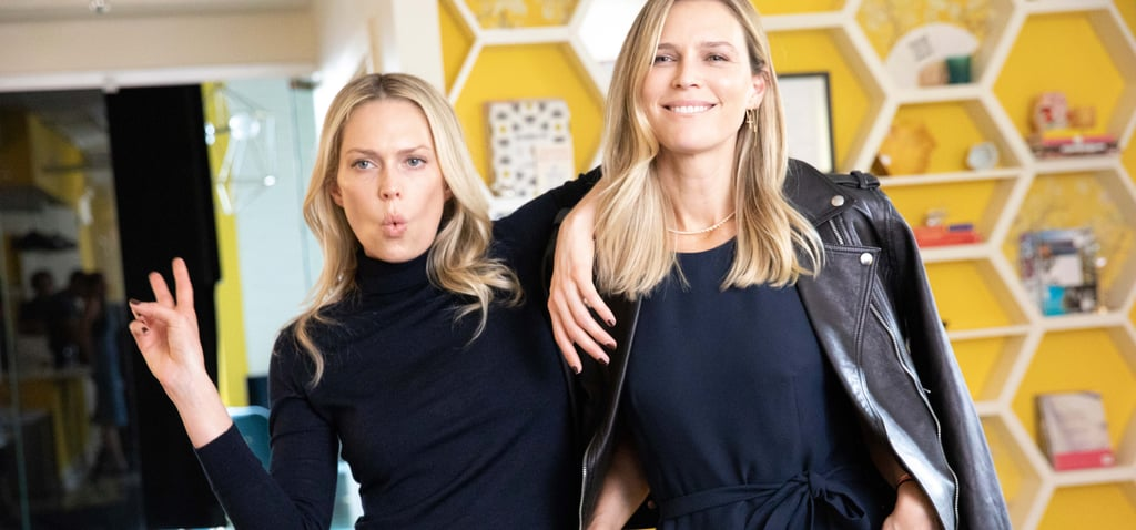 Erin and Sara Foster Style