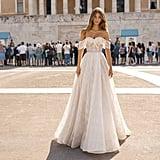 Meghan's Wedding Dress Was This Look by Berta