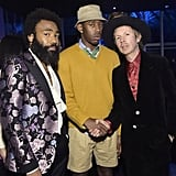 Donald Glover, Tyler, the Creator, and Beck at the 2019 LACMA Art + Film Gala
