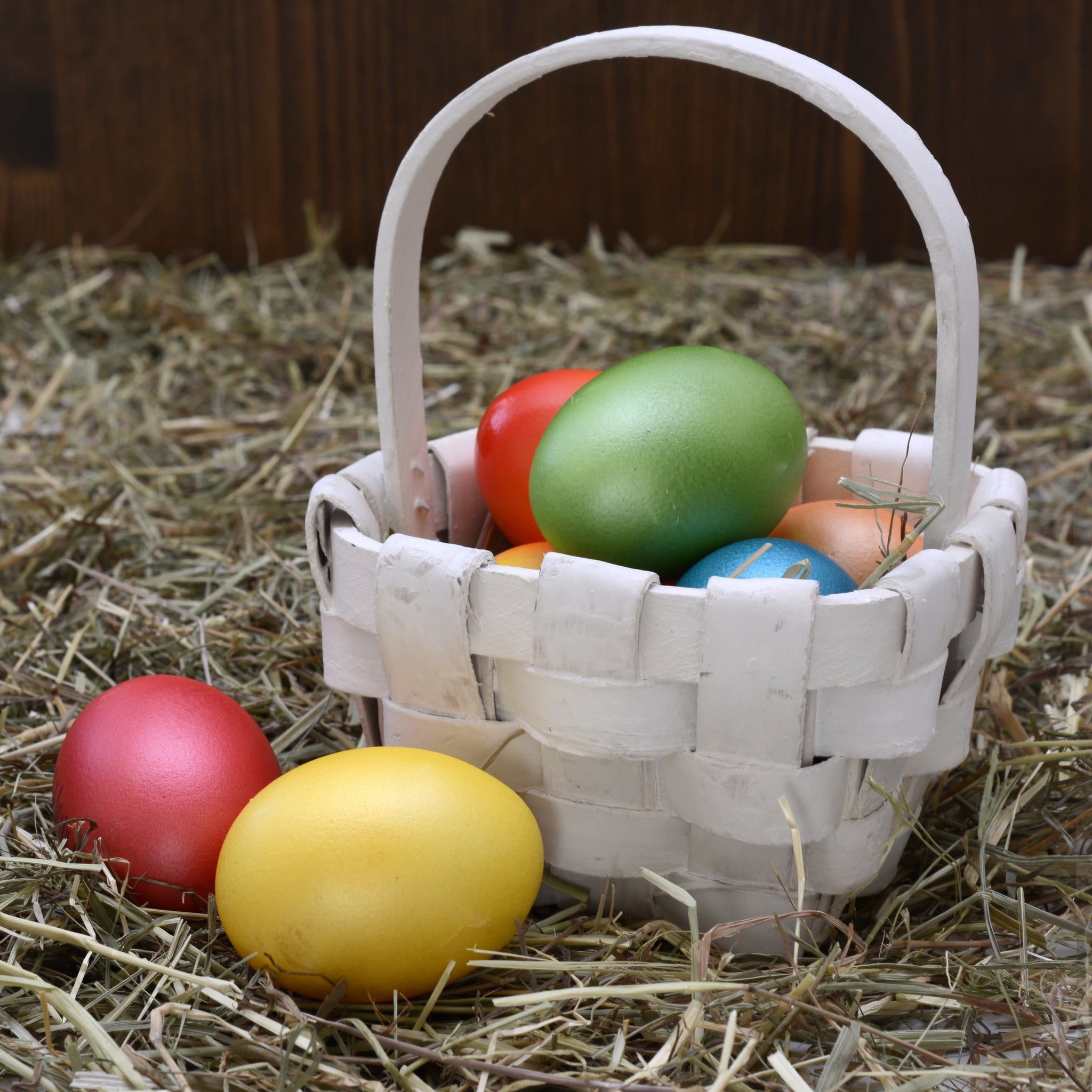 Easter Traditions UK