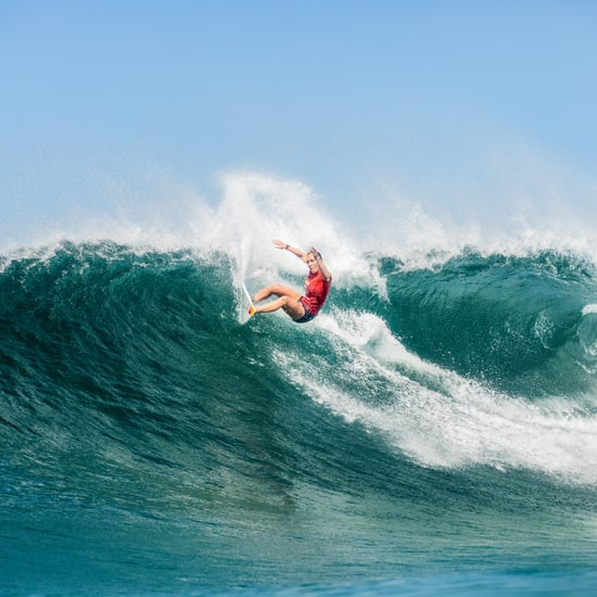 How Olympic Surfing Is Scored