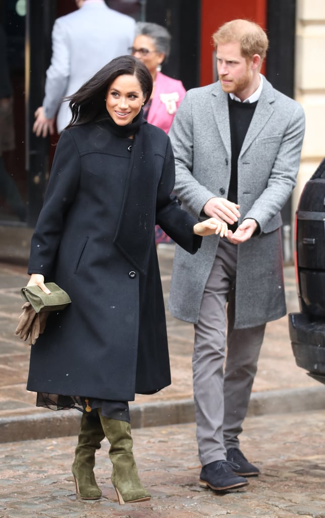 Last year was an exciting one for Meghan Markle and Prince Harry, to say the least. They tied the knot, they became the Duke and Duchess of Sussex, and they announced that they're currently expecting their first child. But now that their wedding is over and Meghan has solidified herself as a vital member of the British royal family, the couple are ready to take 2019 by the horns!  Harry and Meghan kicked off the year by supporting causes close to their hearts. In January, they took a trip to Birkenhead, England, to visit local organisations and projects within the community and they attended a special showing of Cirque du Soleil's Totem in support of Harry's Sentebale charity. Most recently, they braved the snowy weather to meet with kids in Bristol, England, and in a few days, they'll be honouring a group of brave veterans at the Endeavour Awards. Yep, between becoming new parents and their ongoing royal engagements, Harry and Meghan are showing no signs of slowing down.       Related:                                                                                                           31 Times Harry and Meghan Made Their Love For Each Other Loud and Clear