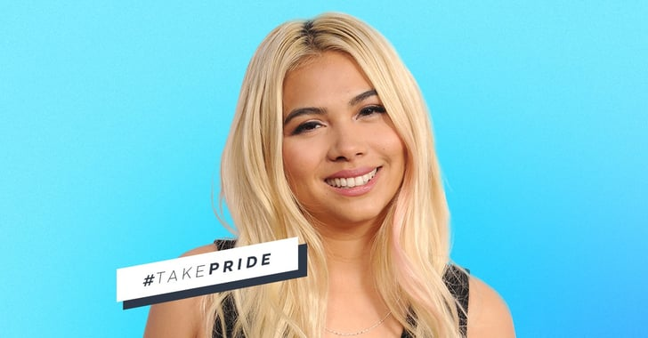 Hayley Kiyoko LGBTQ+ Pride Month Interview | POPSUGAR ...