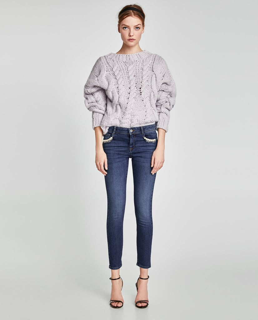 Zara Chain and Pearl Jeans