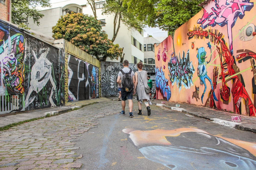 Organize your own walking tour of your city! Make sure to include interesting historical and cultural sites in your town.