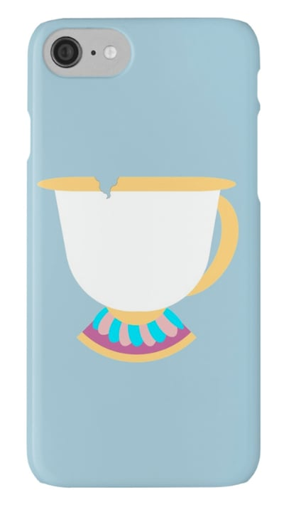 Chipped Tea Cup ($25)