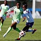 Rasheedat Ajibade (Nigeria)