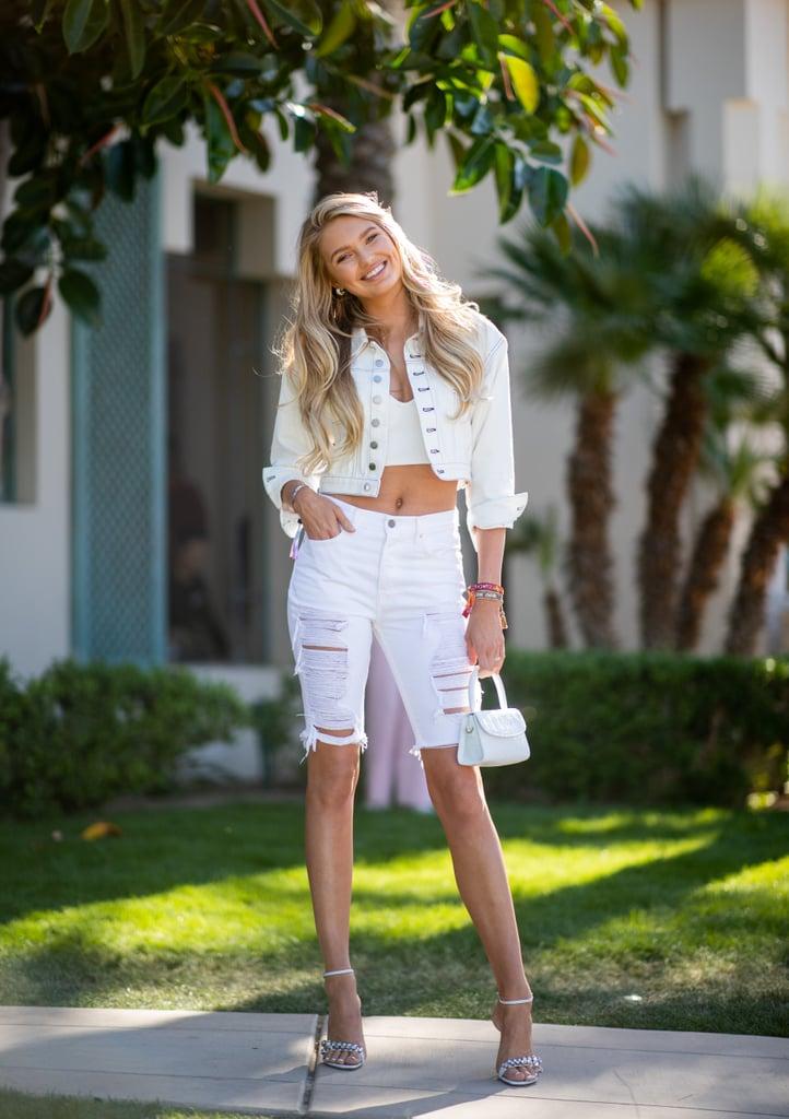 Romee Strijd at Coachella 2019