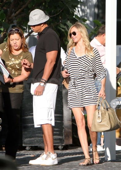 Pictures of Cameron Diaz and Alex Rodriguez House Hunting in Miami