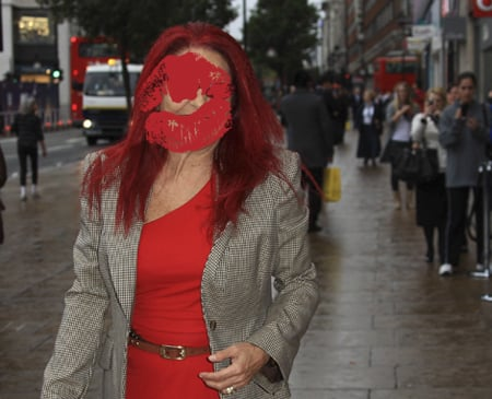 Celebrity Photo Quiz: Guess Which RedHead New York Stylist is in London?