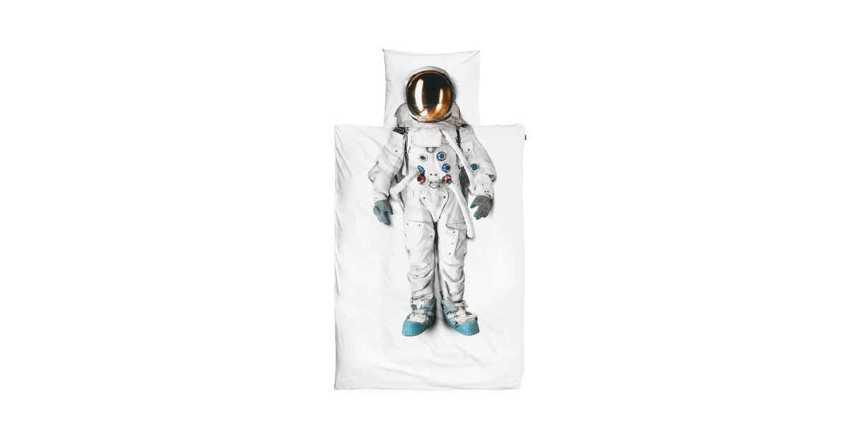 Snurk Astronaut, Princess, and Trampoline Bedding For Kids ...