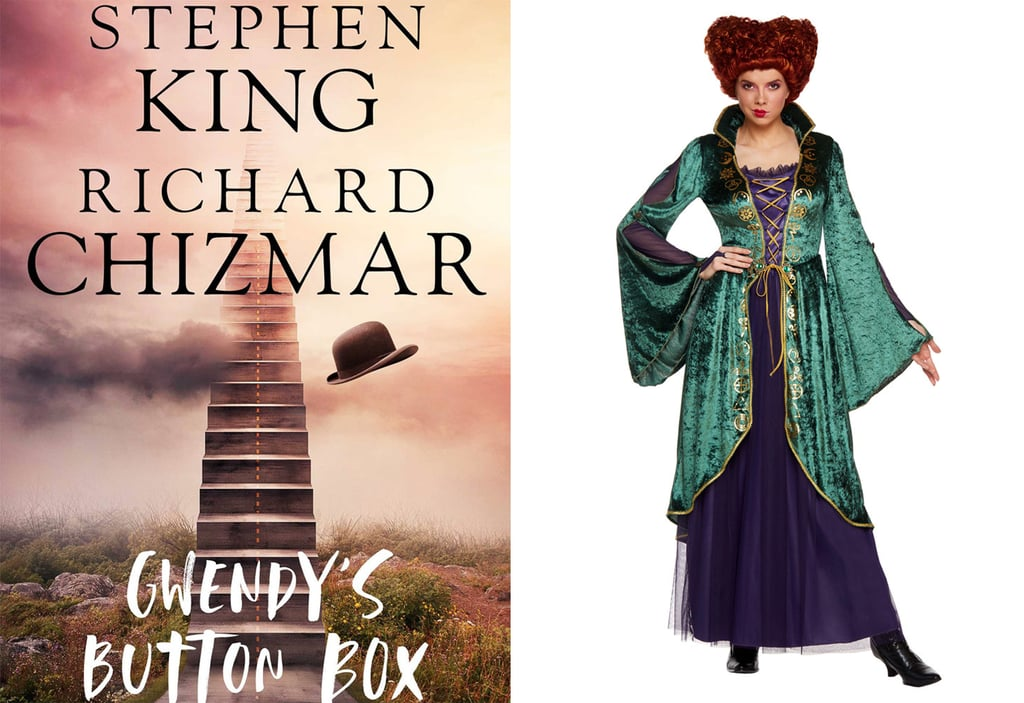 9 Hot Costume Ideas Paired With Books to Read This Halloween