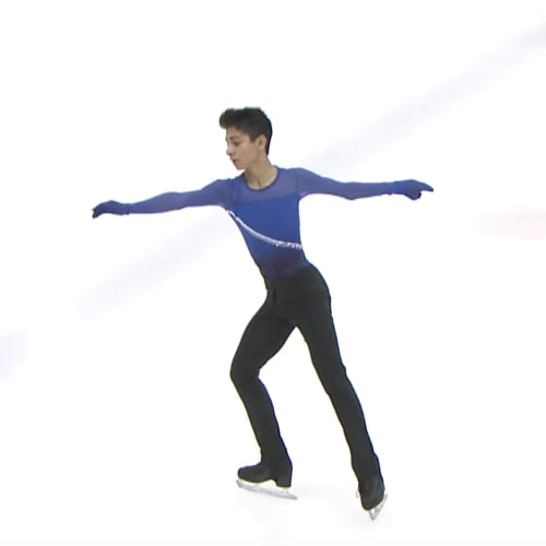 Donovan Carrillo Skating to Juan Gabriel's Music | Video