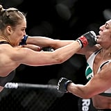 She replied to Bethe Correia's sh*t-talking with a 34-second KO.