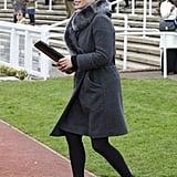Zara Tindall, Cheltenham Festival 2012