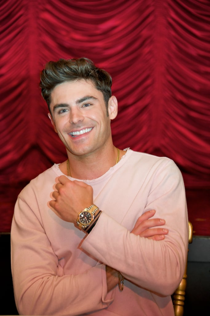 Zac Efron's Quotes About Fame at a Young Age
