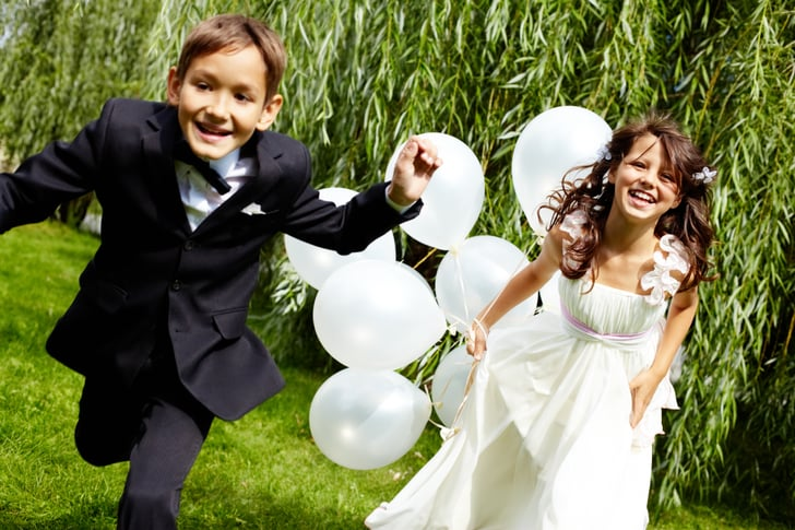 20 Fun Activities For the Littlest Wedding Guests
