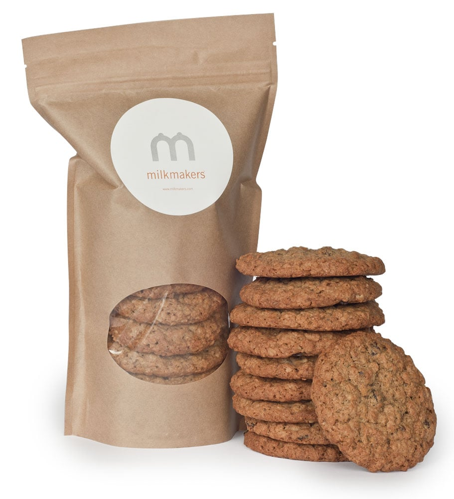 Cookies to Increase Milk Production (Seriously)