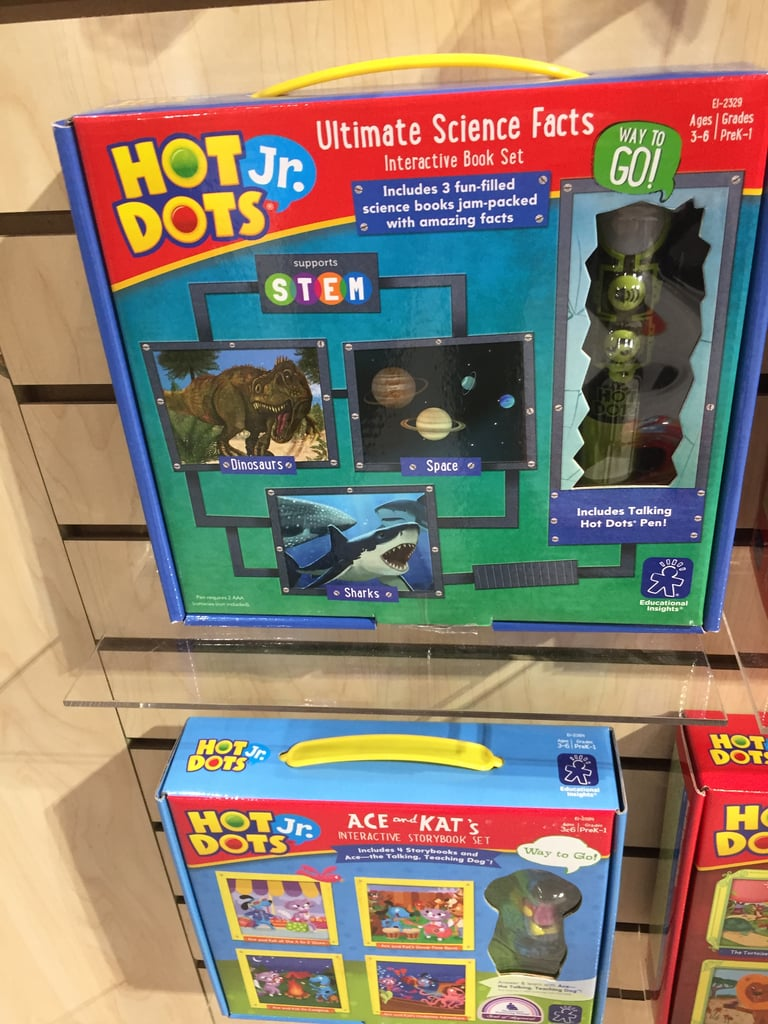 Hot Dots Jr Steam Toys For Kids From Toy Fair 2017 Popsugar