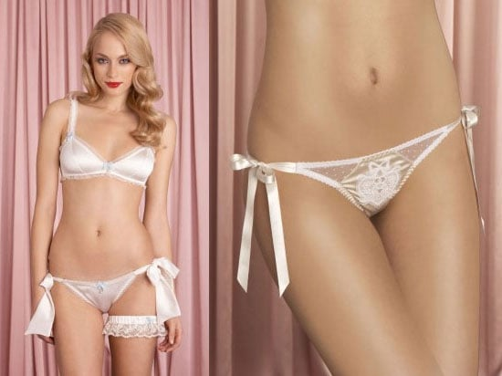 Pictures of Agent Provocateur's 2010 Bridal Collection 2010-05-07 07:50:22