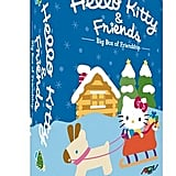 Move over, Frosty the Snowman! Gear up for the holiday season with the Hello Kitty & Friends: Holiday Fun ($26) DVD collection.