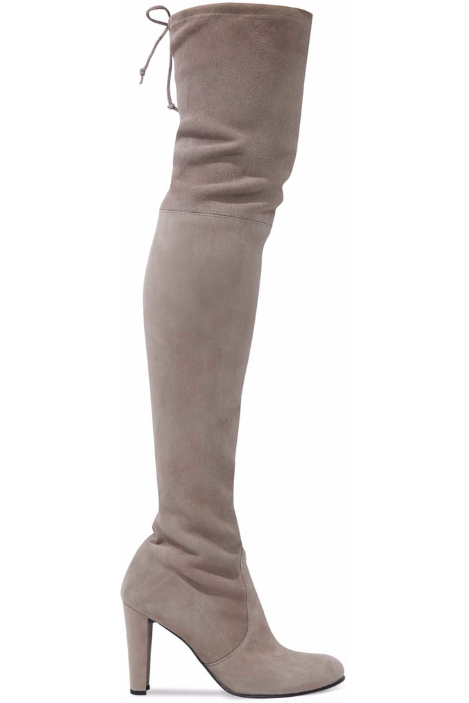 56ecbf9b21d Shop the Shoe: Stuart Weitzman Highland Suede Over-the-Knee Boots ...
