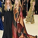 Pictured: Mary-Kate and Ashley Olsen