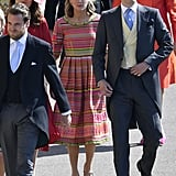 Prince Harry's Exes at the Royal Wedding 2018 Pictures