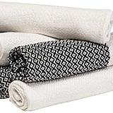 Set of 8 Turkish Gym Towels ($32)