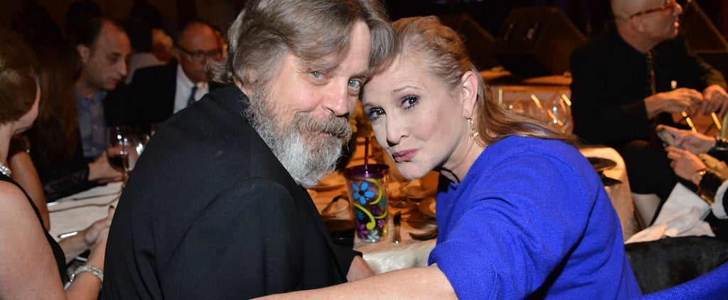 Mark Hamill Tribute to Carrie Fisher 1 Year After Her Death