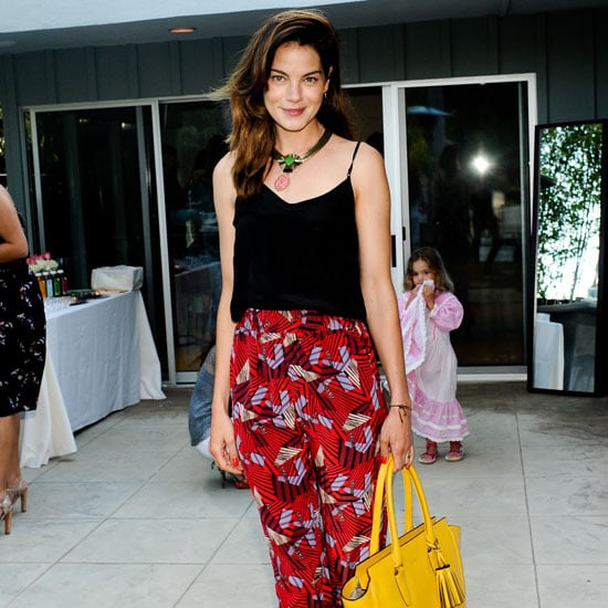 Yellow Handbags (Celebrity Pictures)