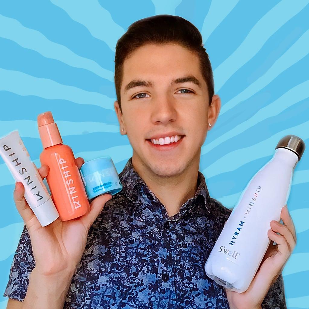 TikTok's Skincare by Hyram x Kinship Product Collaboration