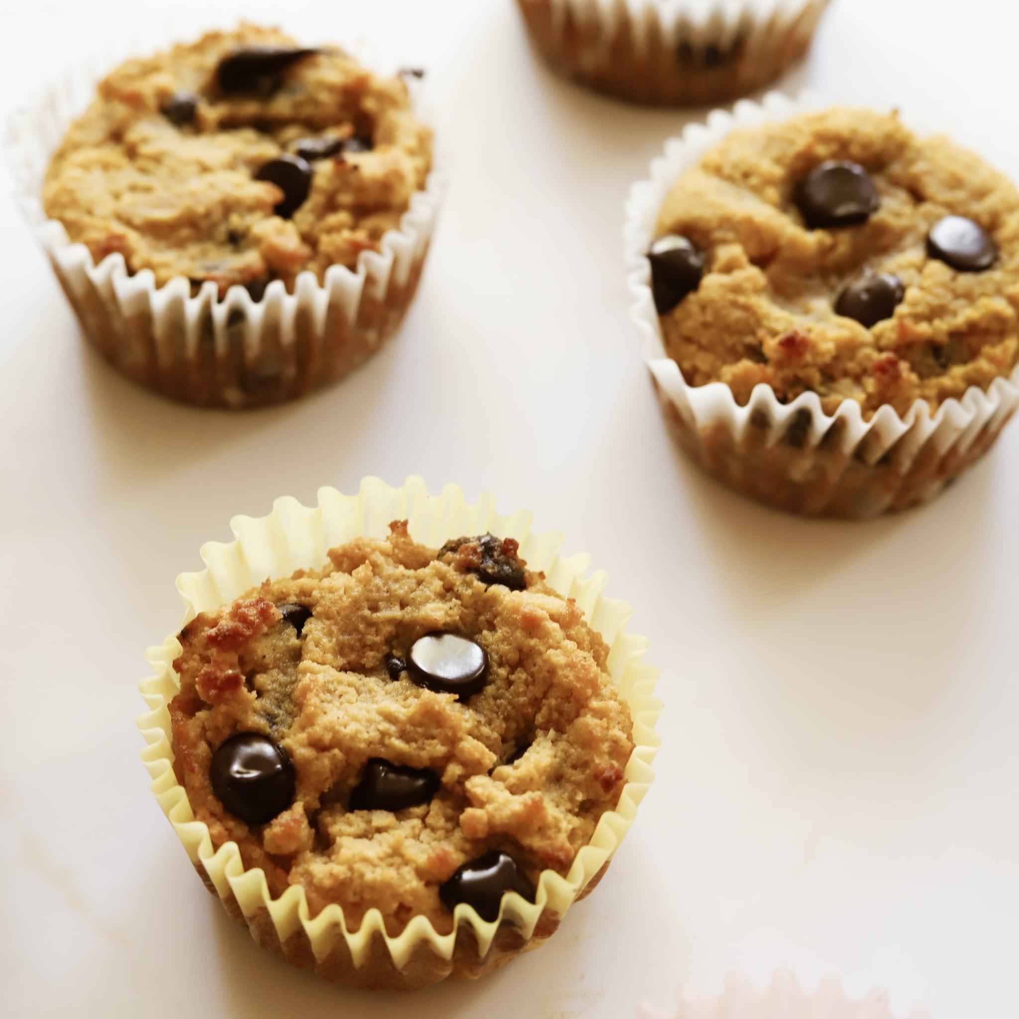Low-Carb Pumpkin Muffin Recipe | POPSUGAR Fitness Australia