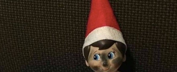 Elf on the Shelf Hack For Busy Parents
