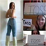Tie-Dye Grlfrnd Jeans: Toss or Keep?