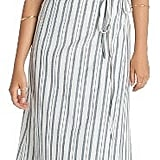 Show off just a hint of cleavage in this Billabong Wrap Midi Dress ($60).