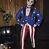 Chris Colfer as Elton John